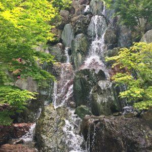 仙神大滝 初夏の頃