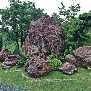 京都紅加茂組石
